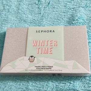 Sephora Makeup - Sephora Limited Edition Winter Time Palette NWT